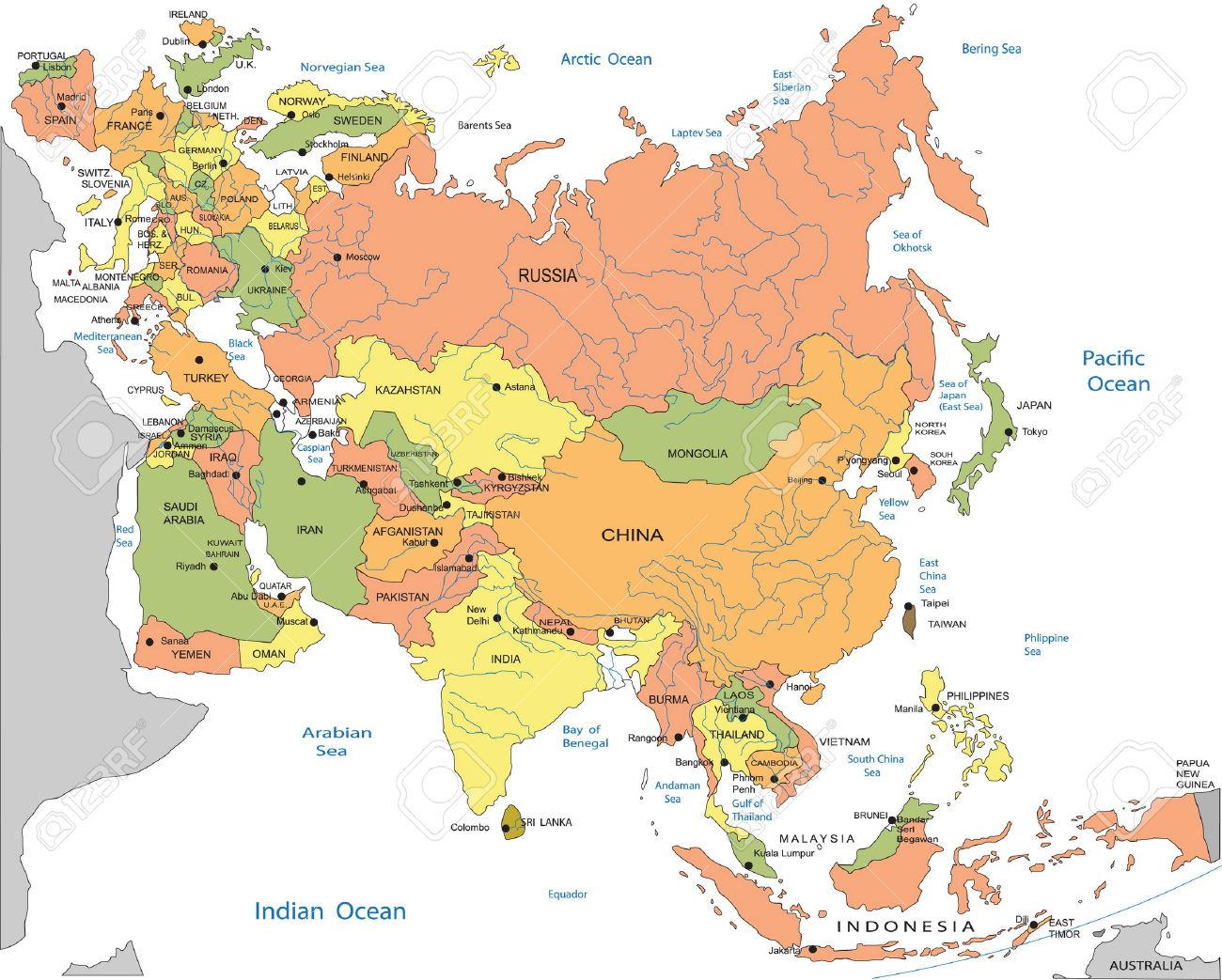 6128941-Political-map-of-Eurasia-Stock-Vector-asia.jpg